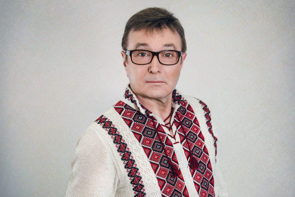 Ihor Bohdan portrait Portrait photography Calgary