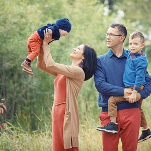 Calgary fall family sessions Nathalie Terekhova Lifestyle and Event photographer