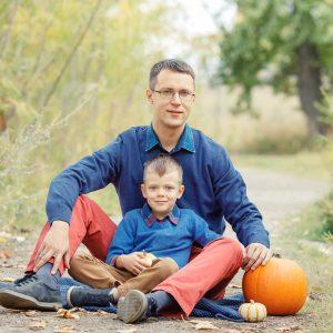 Calgary fall family sessions