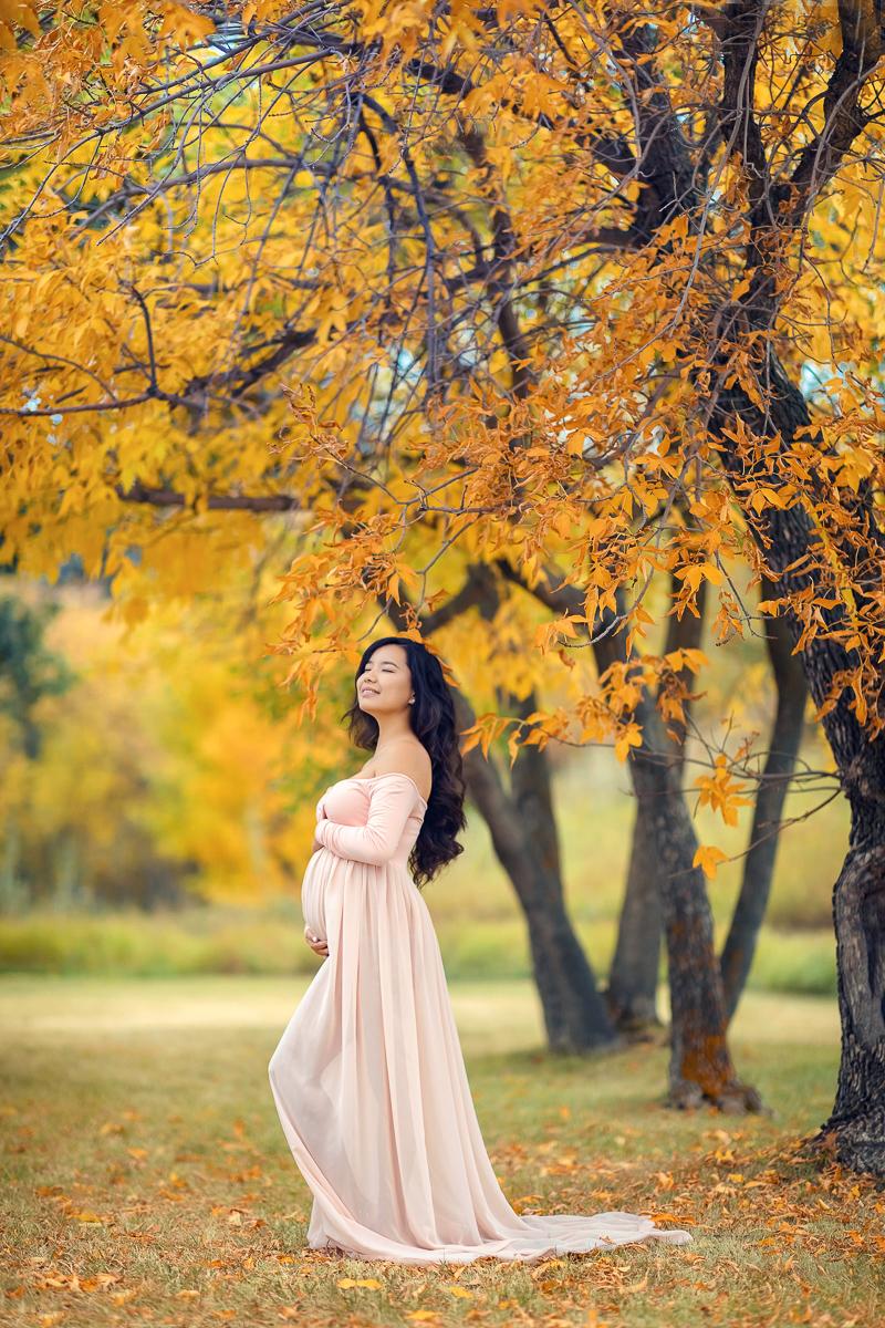 Motherhood photography YYC